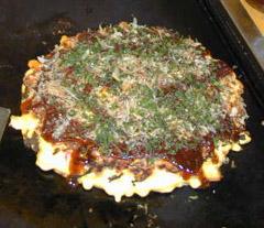 Okonomiyaki (Japanese Pizza) – Greggman.com